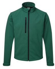 CAITHNESS RDA ADULT SOFSHELL JACKET WITH EMBROIDERED LOGO